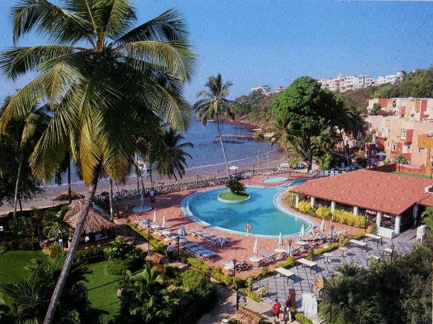 Goa, India - Summer Holiday Destinations 2012 - Source sallyintercon.co.uk