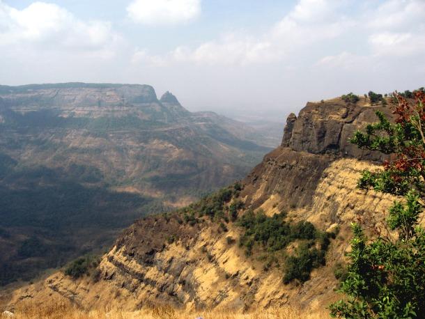 Western Ghats at Matheran, Maharashtra, India