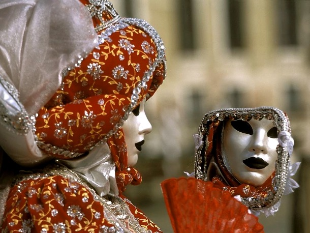 Venice Carnival 2012 - Source offthewallposters.com